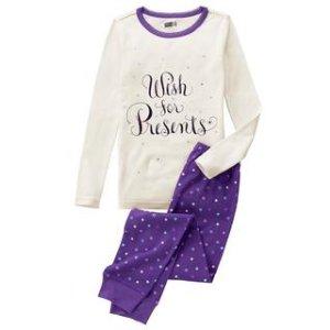 Wish For Presents 2-Piece Pajama Set at Crazy 8