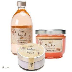 Lavender Apple Delight Kit