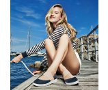 FitFlop F-Sporty Suede Mary Janes Supernavy | Official FitFlop Store
