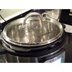 Instant Pot Tempered Glass Lid for Electric Pressure Cookers
