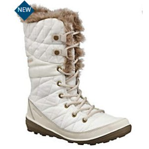 ColumbiaWomen's Heavenly Omni-Heat Insulated Waterproof Lace Up Winter Boot