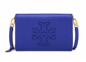 30% Off + Extra 30% Off Harper Flat Wallet Cross-body @ Tory Burch