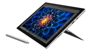 $799.99送Type CoverMicrosoft Surface Pro 4 平板电脑(Core i5 128GB版)
