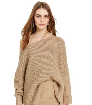 Last Day! Up to 60% Off and Extra 30% Off Women's Sweater @ Ralph Lauren