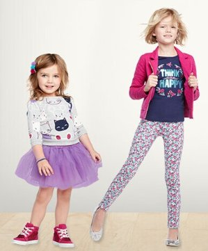 40% Off + Free Shipping New Arrivals @ Gymboree