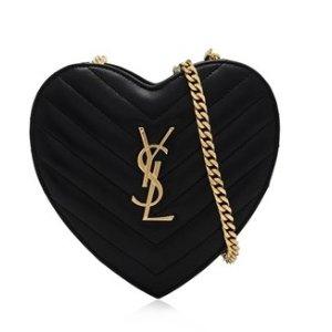 Saint Laurent Classic Monogramme Love Crossbody