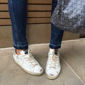 10% Off Golden Goose Deluxe Brand Sneakers @ Harrods