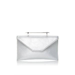 Annabelle clutch bag with chain strap by M2Malletier