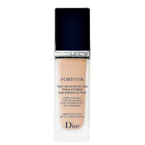 Dior Diorskin Forever Perfect Makeup Everlasting Wear Pore-Refining Effect Foundation SPF 35