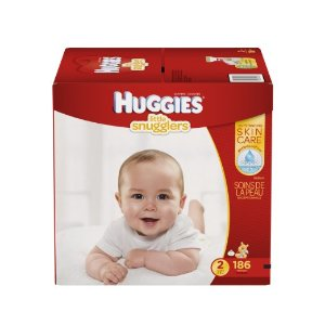 15% Off + Extra 20% Off Prime Member Only! Huggies Little Snugglers @ Amazon
