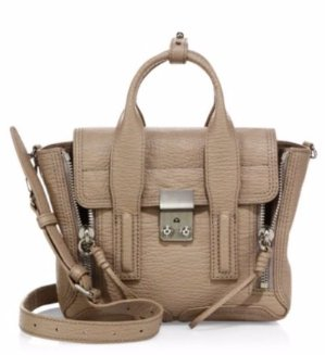 30% Off Select 3.1 Phillip Lim Pashli Mini Leather Satchel @ Saks Fifth Avenue