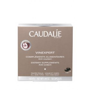 Vinexpert Dietary supplements | Anti-oxidant anti-wrinkle supplement - Caudalie