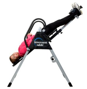Ironman Gravity 1000 Inversion Table