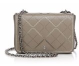 Tory Burch Robinson Crosshatch Crossbody Bag