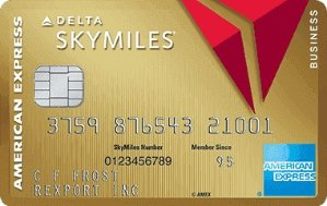 Earn 30,000 Bonus Miles, $50 Statement Credit after Required Spend Terms ApplyGold Delta SkyMiles® Business Credit Card from American Express