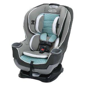 $169.99 + $30 Kohl's Cash Graco Extend2Fit Convertible Car Seat