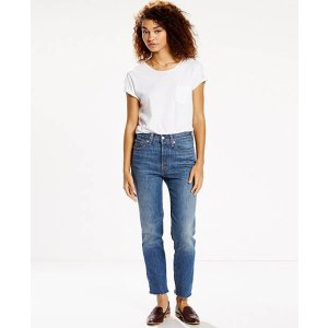 Wedgie Fit Jeans   Coyote Desert  Levi's® United States (US)