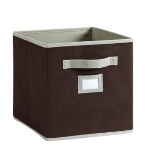 $2.99 (was $7) + Free Shipping MARTHA STEWART LIVING™ FABRIC DRAWER, Color Burl