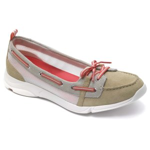 Cycle Motion Boat Shoe WashableWomen's Shoes