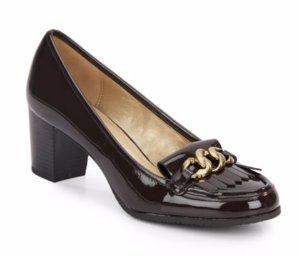 $17.97 Bandolino Tulisa Patent Leather Pumps @ Saks Off 5th