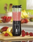 $14.96 Hamilton Beach 51101BA Personal Blender with Travel Lid, Black