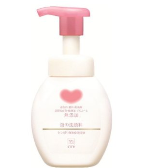 $10.60 Cow Brand Gyunyu Non Additive Foaming Facial Cleanser 6.8oz/200ml