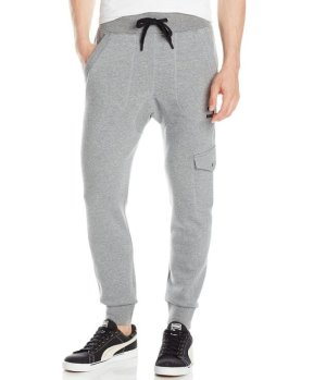 From $19.95 PUMA Men's Cargo Jogger Pants