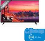 "$399.99+$150 Dell eGift Card VIZIO 43"" 4K Smart Ultra HDTV"