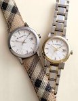 Up to $175 Off Burberry Watches Purchase @ Saks Fifth Avenue