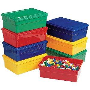 Childcraft Storage Box with Lid, 16