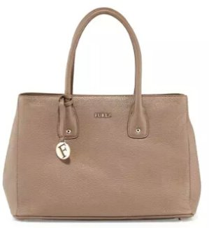 Furla Serena Leather Tote Bag