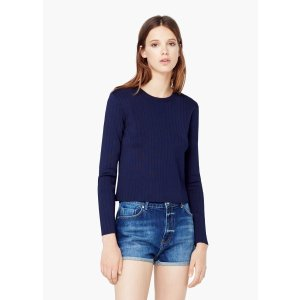 Fine-knit sweater - Women | OUTLET USA