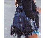 Rebecca Minkoff Mini Julian Backpack With Fringe