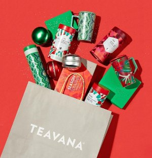 $25 Off $60 + Free Shipping @ Teavana