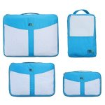 MIU COLOR Durable 4 Piece Packing Cubes Set
