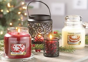 $10 Off $10 Full-Priced Items @ Yankee Candle