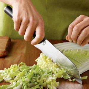 Shun Classic Dual-Density Utility Knife   Williams Sonoma