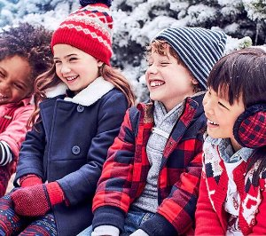 Up to 50% Off + Extra 25% Off Last Day! Kids Apparel Holiday Shop @ OshKosh BGosh