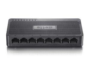 Free! NETIS ST3108S Unmanaged 8 Port Fast Ethernet Desktop Plastic Switch