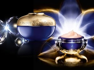 $180 Guerlain Orchidee Imperiale Exceptional Complete Care Eye and Lip Cream