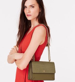 Up to 30% Off + Extra 30% Off with $250+ Sale Items @ Tory Burch