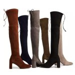 Stuart Weitzman Goodland Suede Over-the-Knee Boot