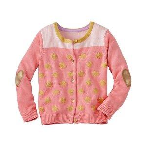 Girls Twinkle & Shine Cardigan   Girls Sweaters Cardigan