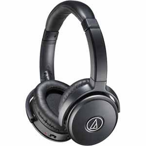 Audio-Technica QuietPoint® Active Noise-Cancelling Over-Ear Headphones