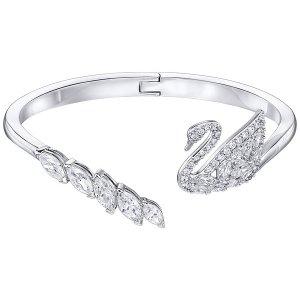 Swan Lake Bangle - Jewelry - Swarovski Online Shop