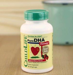 $7.39Child Life童年时光DHA软胶囊 90粒装