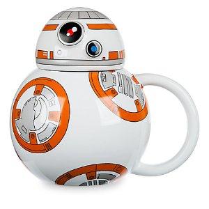 BB-8 带盖马克杯