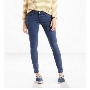 711 Skinny Jeans | Admiral Indigo |Levi's® United States (US)