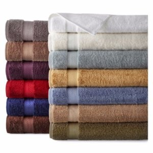 Royal Velvet® Luxury Egyptian Cotton Loops Bath Towels - JCPenney