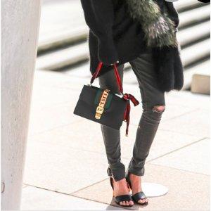 Sylvie leather handbag